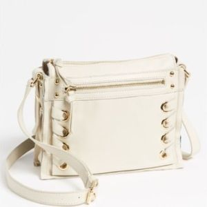 c2bbe3d82894 Vince Camuto Bags - NEW  198 Vince Camuto Mica Ivory Leather Crossbody